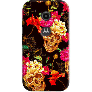 FABTODAY Back Cover for Motorola Moto E2 - Design ID - 0157