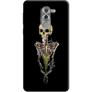 FABTODAY Back Cover for Huawei Honor 6X - Design ID - 0873