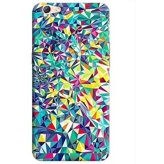 FABTODAY Back Cover for Oppo F3 Plus - Design ID - 0012