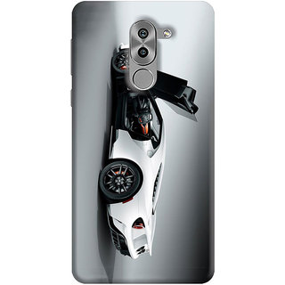 FABTODAY Back Cover for Huawei Honor 6X - Design ID - 0884
