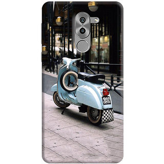 FABTODAY Back Cover for Huawei Honor 6X - Design ID - 0651