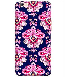 FABTODAY Back Cover for Oppo F3 Plus - Design ID - 0155