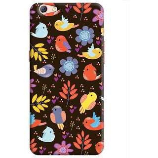 FABTODAY Back Cover for Oppo F3 Plus - Design ID - 0528