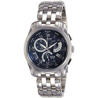 Citizen Chronograph Blue Dial Mens Watch - BL8007-55L