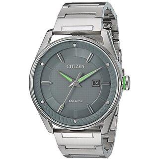 eaca61072770b Citizen Mens BM6980-59H Drive Analog Display Japanese Quartz Silver Watch