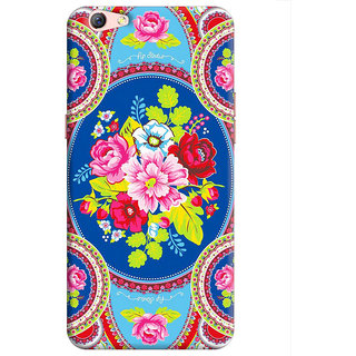 FABTODAY Back Cover for Oppo F3 Plus - Design ID - 0785