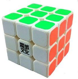 Nyubi  3 x 3 x 3 Speed Cube White Puzzle