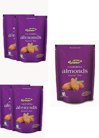 Tulsi California Roasted Almonds Nuts 1000GM