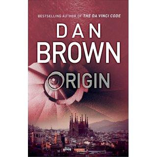 ORIGIN A NOVEL OF DAN BROWN .(HARDCOVER)