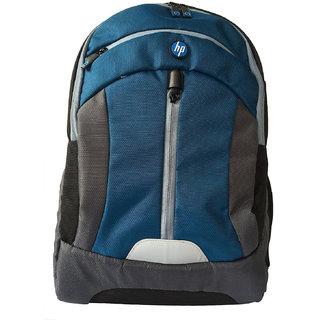 HP Trendsetter 15.6 inch Laptop Backpack  Blue,Grey
