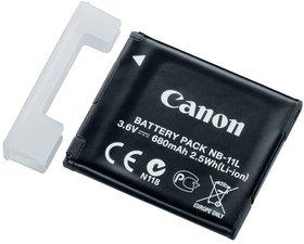Canon NB-11L Rechargeable Li-Ion Battery for Canon ELPH 320 HS, ELPH 340 HS Camera.