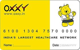 Oxxy Healthcare Card For Free Hospital Consultation Plan