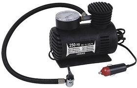 comodo Air Pump Compressor 12V Electric Car Bike Tyre Tire Inflator