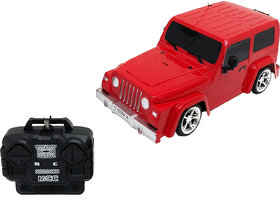 ShopMeFast 124 Scale High Speed Auto Model Remote Control Car Toy For Kids