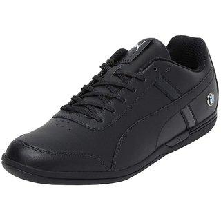Puma Mens Black BMW MMS MCH II Sneakers