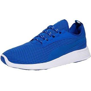 c38423d7d3c25b Buy Puma Men s Blue ST Trainer Evo v2 Running Shoes Online - Get 6% Off