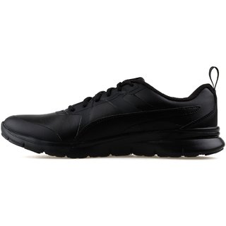 Puma Mens Black Flex Essential SL Running Shoes