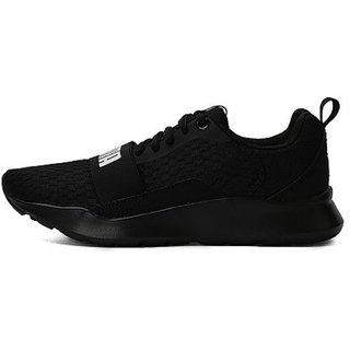Puma Mens Black Wired Running Shoes