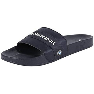 8e47fc8e1bd0 Buy Puma Men S Navy Blue Bmw Mms Leadcat Flip Flop Online   ₹2819 ...