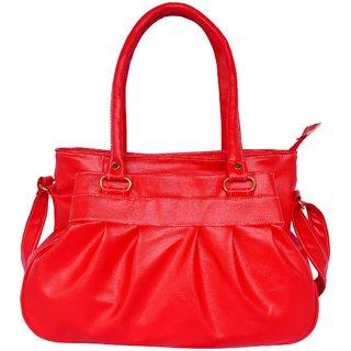 ALL DAY 365 Shoulder Bag  (Red)(HBD31)