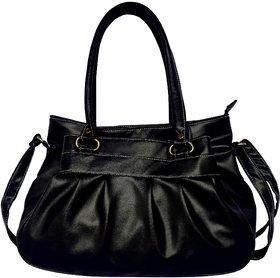 ALL DAY 365 Shoulder Bag  (Black)(HBD32)
