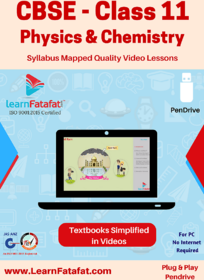 CBSE Class 11 Physics And Chemistry Complete Video Cour