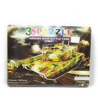 3D Puzzle Game