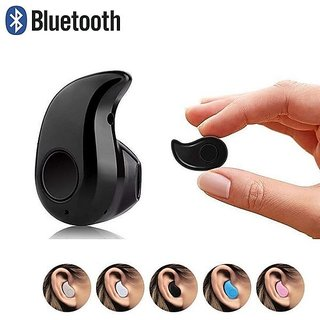 Premium E Commerce S530 in the Ear Wireless Earbud Bluetooth Headset with Mic - 1pcs (Multicolor)