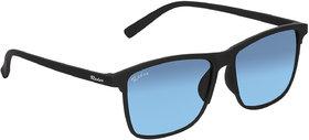 Redex Blue Rectangle Sunglasses ( 1381 )