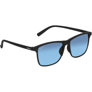 Redex Blue Rectangle Sunglasses ( 1381 )
