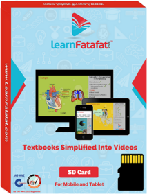 CBSE Class 12 Physics Quality Video Lessons SD Card Learnfatafat