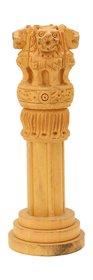 Wooden Ashok Stumbh