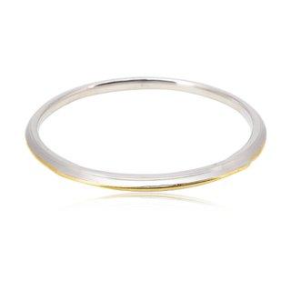 Golden line stainless steel kada