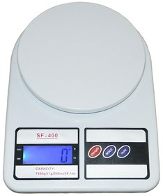 Electric Digital Kitchen Weighing Scale 10kg / 1kg