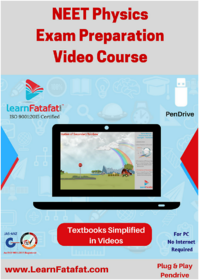 NEET Physics E-learning Video Course Pendrive LearnFatafat