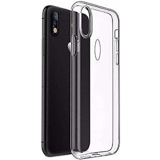 Transparent Back Cover For Vivo V9  Standard Quality