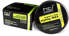 HTI EXPERTS Organic Hair Styling Wax  Ultra Strong
