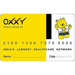 Oxxy Healthcare Card Plan with Free Medical Tests Worth 20,000