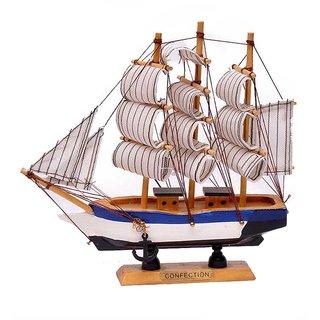 Desi Karigar Home Fancy Showpiece Ship (Small)