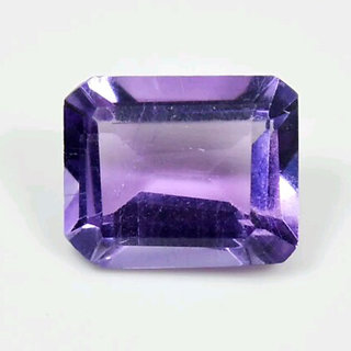 8.45 Carat Octagonal Cut Amethyst Gemstone