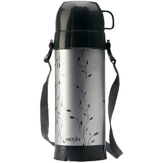 Milton Eiffel 1000 ml vacuum Flask (Lowest Price On Shopclues)