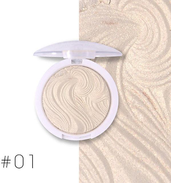 Miss Rose 3D Waterproof Face Shimmer/Highlighter - Shade01