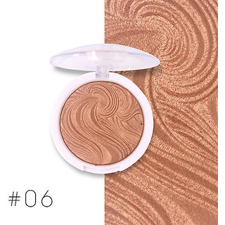 Miss Rose 3D Waterproof Face Shimmer/Highlighter - Shade06