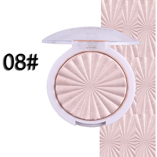 Miss Rose 3D Waterproof Face Shimmer/Highlighter - Shade08
