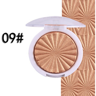 Miss Rose 3D Waterproof Face Shimmer/Highlighter - Shade09
