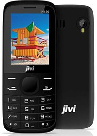 Jivi JV N120 Dual Sim Mobile Phone With 1 Year Brand Wa