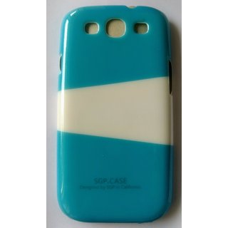 SGP White High Hard Back Case Cover Pouch for Samsung Galaxy S3 I9300