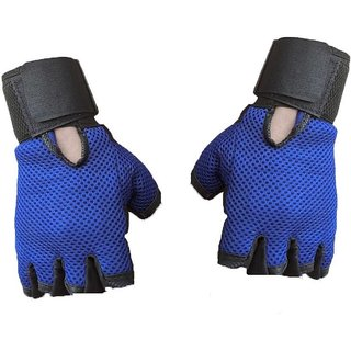 Gym Gloves (blue)