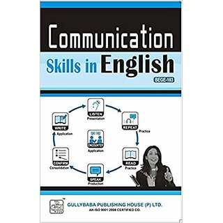 BEGE103 Communication Skills In English (IGNOU Help book for BEGE-103 in  (English Medium)