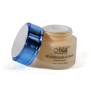 Mn Healthy Make Up Liquid Foundation
